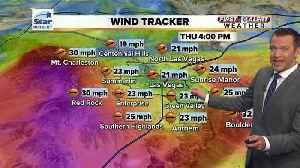 News video: 13 First Alert Las Vegas Weather for February 22nd Morning