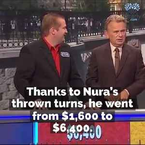 News video: 'Wheel of Fortune' Guest Started Behaving Oddly with Strange Letter Choices