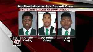 News video: Former MSU football players face sex assault charges