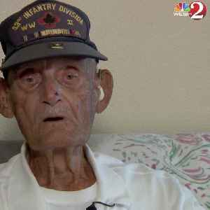 News video: Winter Haven WWII veteran receives help after mobile home community threatens eviction