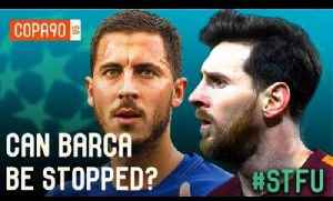 News video: Can Chelsea Actually Stop Messi and Barcelona?