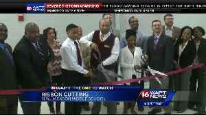 News video: Northwest Jackson Middle School expands with new wing