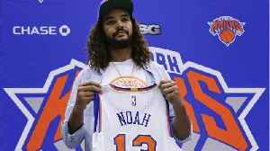 News video: Joakim Noah And The Knicks Are In A $54 million Standoff