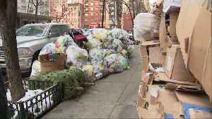 News video: New York Ranked Dirtiest City in America: Report