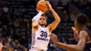 News video: Marquette catches fire from deep in 85-73 win over St. John's