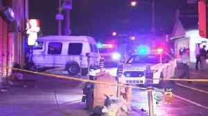 News video: Police: 1 Dead, 5 Others Injured, Including Children, After Gunman Opens Fire On Vehicle