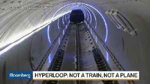 News video: CEO Lloyd Says Virgin Hyperloop One Launching Dubai Pod