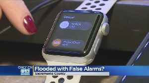 News video: Since October, Apple Made 1,600 Accidental 911 Calls From Elk Grove Facility