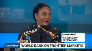 News video: Oteh Says World Bank Has a Track Record of Investing in Frontier Markets