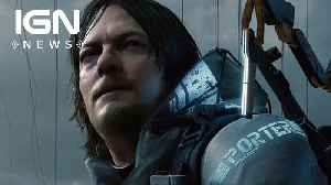 News video: Death Stranding: Troy Baker, Emily O'Brien Join Cast - IGN News
