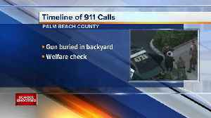 News video: Timeline of 911 calls related to Florida school shooting