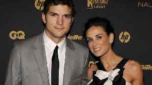 News video: Ashton Kutcher Reveals the Dramatic Way He Coped With Demi Moore Divorce