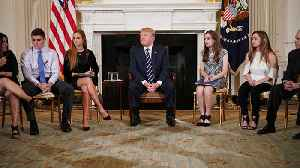 News video: Trump Hears Students & Parents Discuss School Shootings