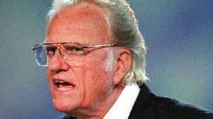 News video: The One Word Billy Graham Wants On His Tombstone