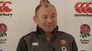 News video: Eddie Jones Says England Were Waiting For Scotland To Stir Up The Media
