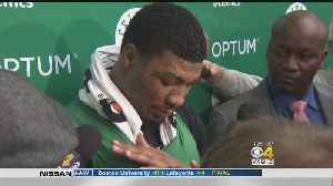 News video: Marcus Smart Lucky To Have Avoided Season-Ending Injury