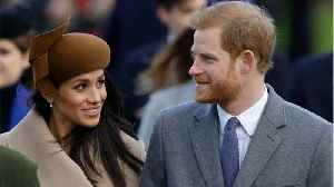 News video: Prince Harry and Meghan Markle Received Suspicious Package