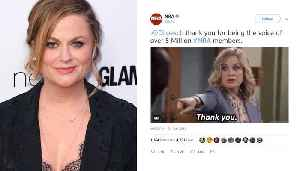 Amy Poehler Slams NRA After They Use Her Image: 'F*** Off'