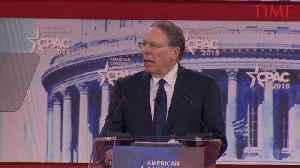NRA CEO Wayne LaPierre Speaks About Gun Control At CPAC