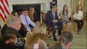 News video: Trump Endorses Raising Minimum Age To 21 For More Weapons