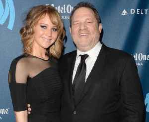 News video: Jennifer Lawrence calls out Harvey Weinstein for using her words out of context