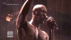 News video: Stormzy Receives Brit Award For Album Of The Year