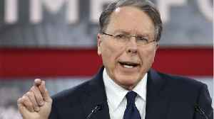 News video: NRA Boss Wayne LaPierre Says He Won't Give an Inch: 'Louder and Stronger Than Ever Before'
