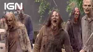 News video: UK Theme Park Is Getting the World's First Walking Dead Roller Coaster