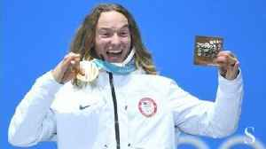 News video: Baltimore-based company helps medalist in Olympics