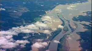 News video: Amazon Rainforest 'heading to point of no return'