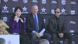 News video: Sacramento Kings Formally Submit Bid For NBA All-Star Game