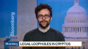 News video: How Legal Patchwork Applied to ICOs Offers Investors Opportunity