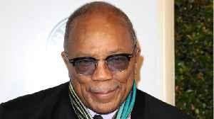 """News video: Quincy Jones Apologizes For """"Bad-Mouthing"""""""