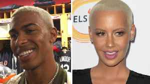 News video: Francisco Lindor Gets ROASTED by Indians Teammates for Rockin Amber Rose's Hairstyle