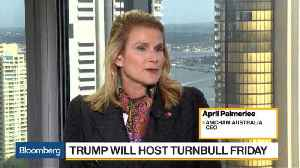 News video: What to Expect When Australia PM Turnbull Meets President Trump
