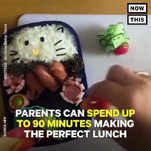 News video: School Lunches Is A Serious Competition In Japan