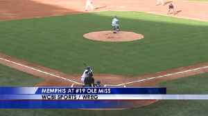 News video: Ole Miss Baseball Stays Perfect in Win over Memphis