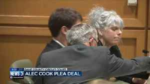 News video: Cook pleads guilty to 5 of 23 charges in serial sex assaults
