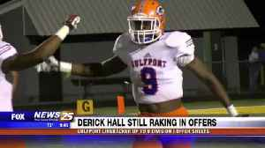 News video: Gulfport linebacker up to nine Division I offers