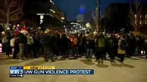 News video: UW students join in gun violence protests