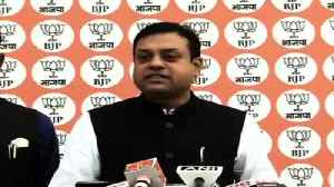 News video: BJP Slams AAP For Assaulting Their Own Chief Secretary