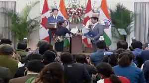 News video: India & Canada Sign MOU On Sports