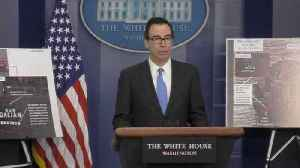 News video: U.S. Treasury targets firms, vessels for North Korea sanctions