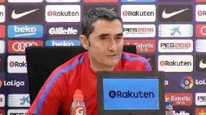"""News video: """"Matches are more decisive now"""", says Valverde"""