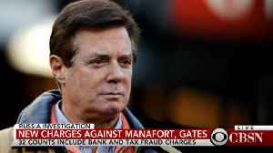 News video: Special Counsel files new charges against Manafort and Gates