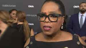 News video: Oprah Lashes Out At Trump On Kimmel