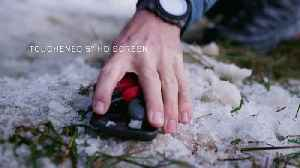 News video: The new Land Rover Explore Outdoor Phone product video
