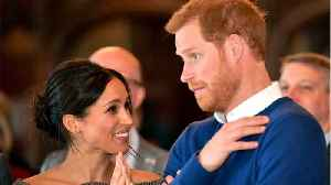 News video: Prince Harry and Meghan Markle Visit Cardiff, Wales