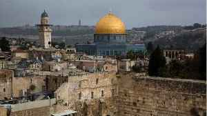 News video: U.S. Expected to Open Embassy In Jerusalem In May