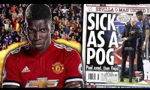 News video: REVEALED: Paul Pogba Wants To LEAVE Manchester United After Being Dropped?!   #VFN